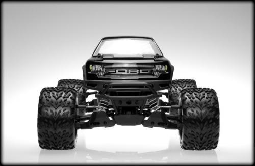 Illuzion - Stampede 4x4 Ford Raptor SVT Super Crew