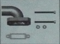 Avgasadapter MTA-4 /PRO-50