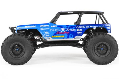 Axial Wraith Jeep Poison Spider 1:10 Rock crawler