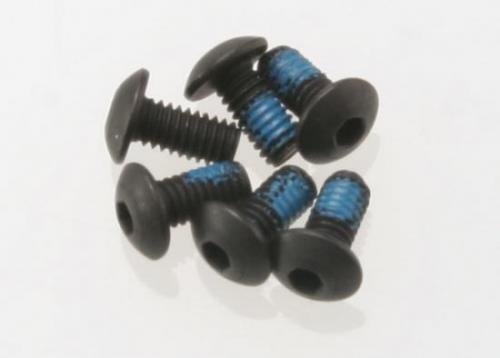 Screws, 2.5x5mm button-head machine
