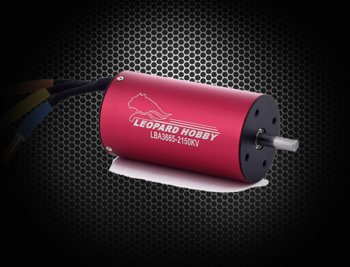 Leopard Motors 3665 / 10T 2150KV