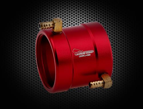 Leopard Motors kylmantel för 36mm motorer 40mm