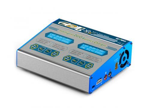 Ev-Peak CD1-XR Twin charger 2x10A