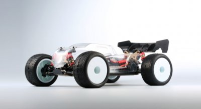 LC RACING S.A.R. EMB 1:14 TRUGGY KIT VERSION (PRO)