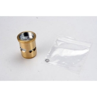 Piston/sleeve (matched set), wrist pin clips