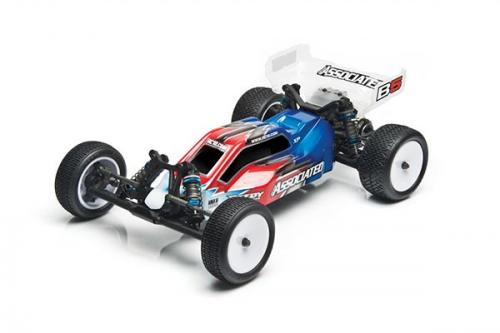 Team Associated B5 kit Hobbywing Edition 2