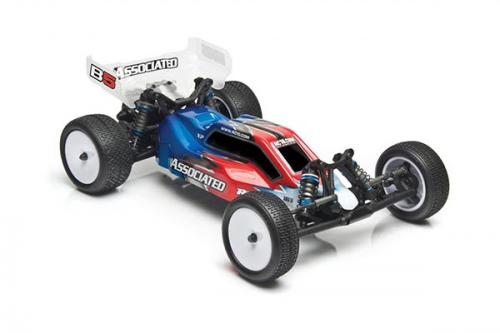 Team Associated B5 kit Hobbywing Edition 1