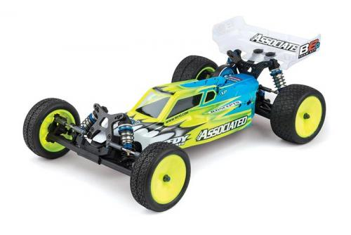 TEAM ASSOCIATED B6D TEAM KIT + 120A V3.1+G2 MOTOR