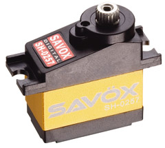 Savöx Servo Digital Small size