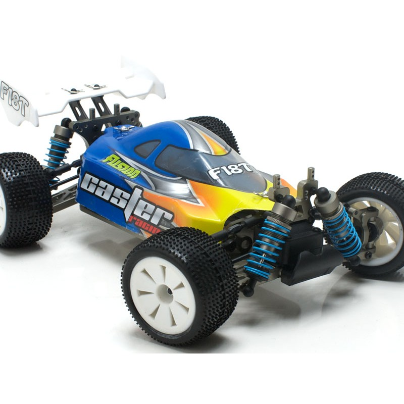 CASTER 1:18 Buggy 4WD RTR Brushless Version-Blue