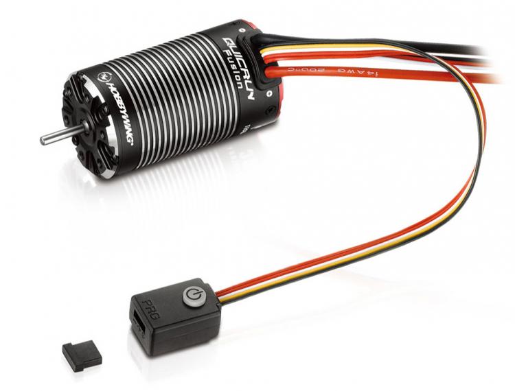Hobbywing Quicrun Fusion 1800kv+40A esc