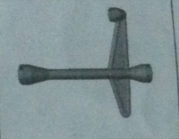 Fast nyckel MTA-4