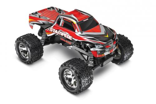 Traxxas Stampede 2wd 2.4ghz RTR