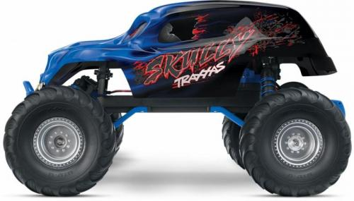 Traxxas Skully Monster Truck Special Edition