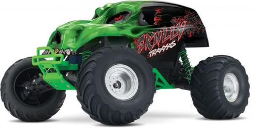 TRAXXAS SKULLY MONSTER TRUCK 2WD 1:10 2.4GHZ