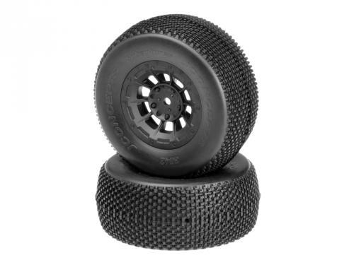 Jconcept Subcultures SC-Green black wheel