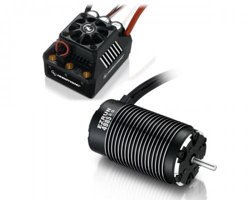 Hobbywing Ezrun Combo Max6  + 4985SL 1650kv