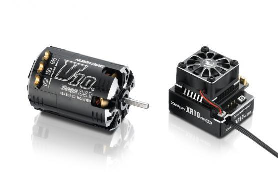 HOBBYWING COMBO XR10+V10 G2 6.5T