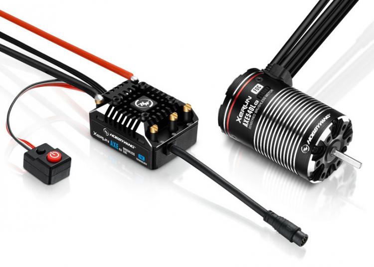 Hobbywing Combo Xe-run AXE540L R2-2800kv