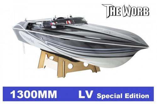 WORB Mediterranean Blast Brushless LV Special Edition 1300