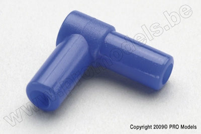 "Fuel / water tube connector ""Elbow"" (2pcs)"
