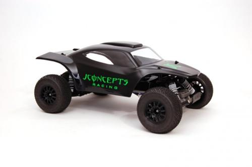 Illuzion - BAJR - Traxxas Slash Desert kaross