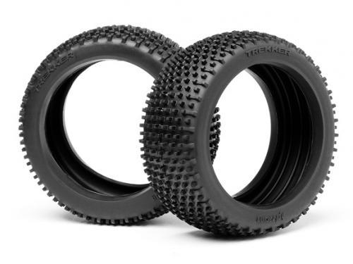 HPI Trekker Tyre Med S (pr)