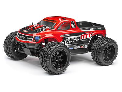 "Maverick STRADA RED MT Brushless ""New Edition"""