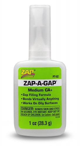 ZAP Gap CA+ 1oz 28gr Grön