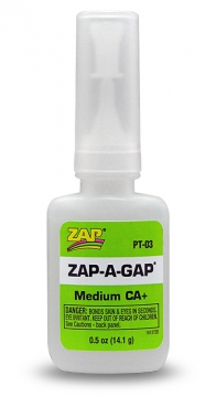 ZAP Gap CA+ 1/2oz 14gr Grön (medium)