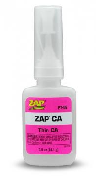 ZAP CA 1/2oz 14gr Rosa TUNT-lim