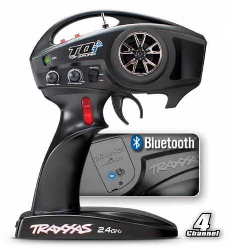 Traxxas Sändare TQi Bluetooth 4-k TX / 5-k Mikro RX TSM