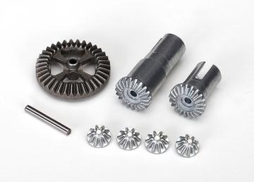 Drev differential (set) metall