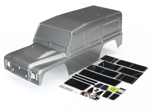 Land Rover Defender Grafit silver