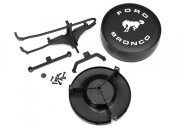 Reservhjul och monteringssats Bronco