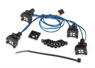 LED Ljus Takräcke TRX-4 Sport