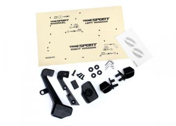 Backspeglar och Snorkel Set TRX-4 Sport