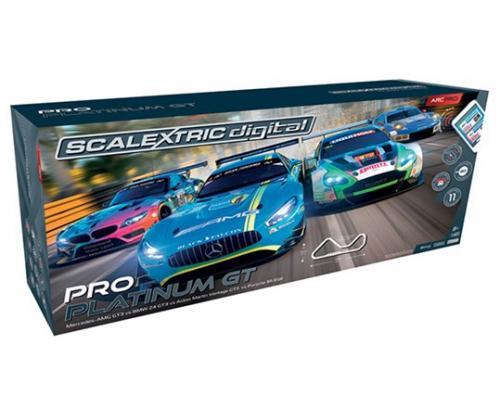 Scalextric Arc Pro Platinum GT set