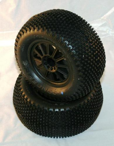 JConcept Subcultures - blue compound - black wheel