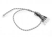 4 LED String (White LED)