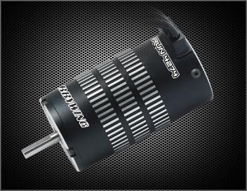 Hobbywing borstlös motor 1:8 2000kv