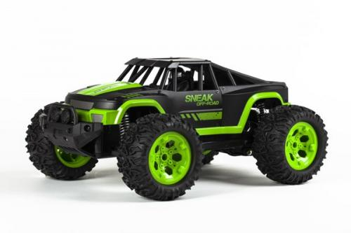 SNEAK OFF-ROAD 1:12 2,4GHZ R/C GREEN RTR