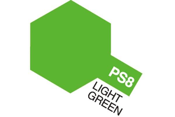 Tamiya PS-8 LIGHT GREEN