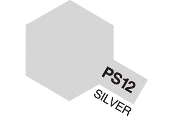Tamiya PS-12 SILVER