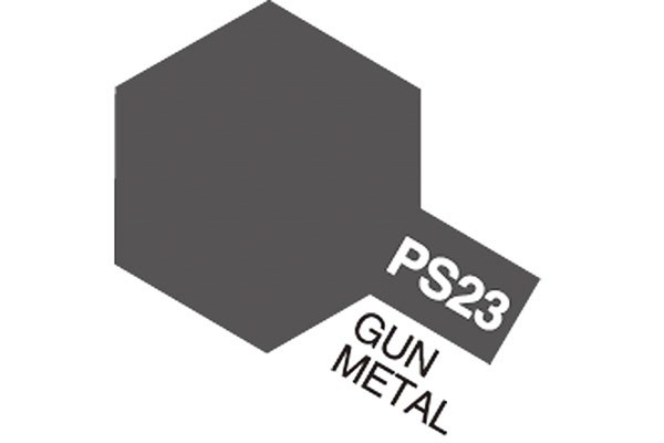 TAMIYA PS-23 GUN METAL