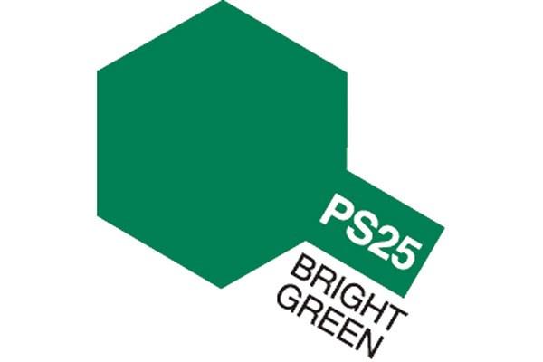 Tamiya PS-25 BRIGHT GREEN