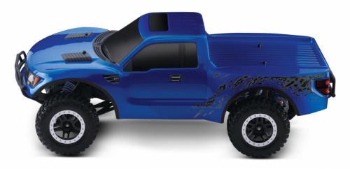Traxxas Slash 2wd Ford Raptor SVT 2.4ghz