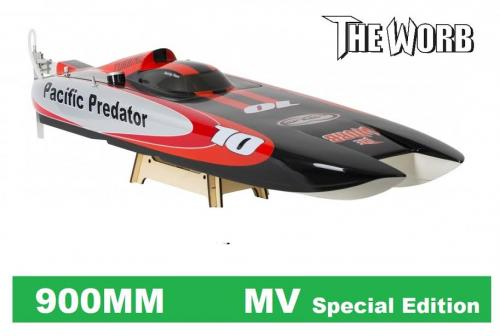 WORB Pacific Predator Brushless MV Special Edition 900mm