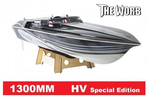 WORB Mediterranean Blast Brushless HV Special Edition 1300mm
