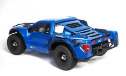 Illuzion - Slash, Slash 4x4, SC10 - Ford Raptor SV